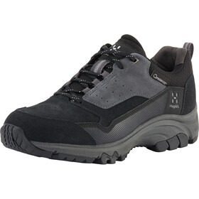 Haglöfs Skuta Low Proof Eco Schoenen Dames, true black/magnetite
